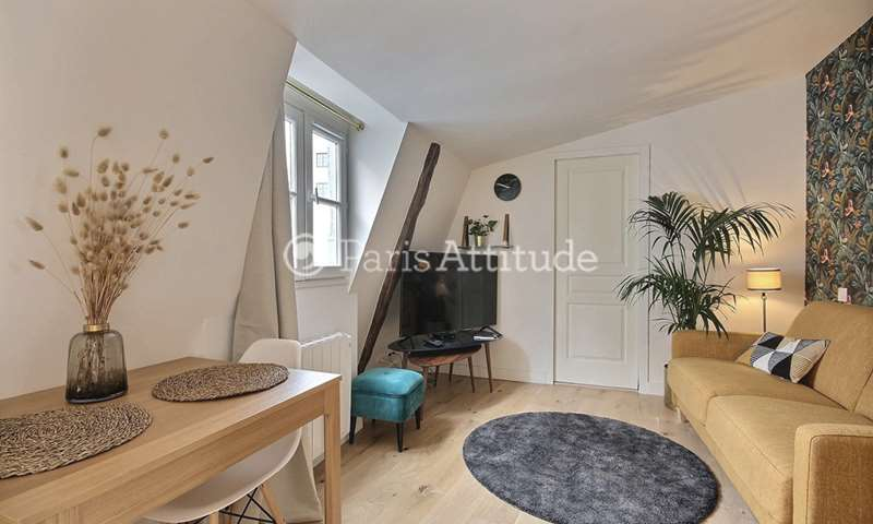 Rent Apartment Studio 20m² rue du Temple, 4 Paris