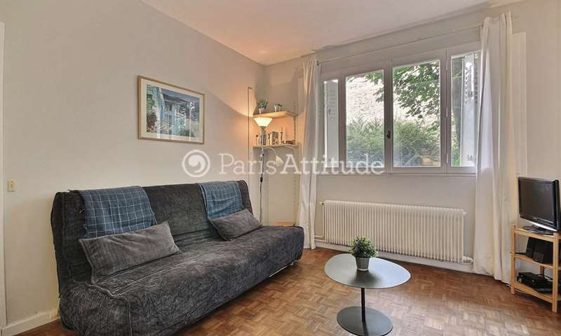 Location Appartement Studio 35m² rue Vauvenargues, 75018 Paris