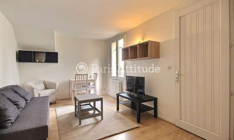 Location Appartement Studio 25m² rue de Nancy, 10 Paris