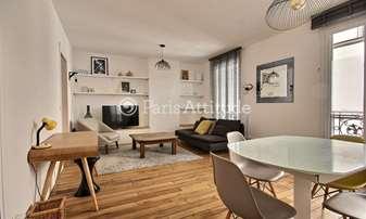Rent Apartment 2 Bedrooms 70m² rue Popincourt, 11 Paris