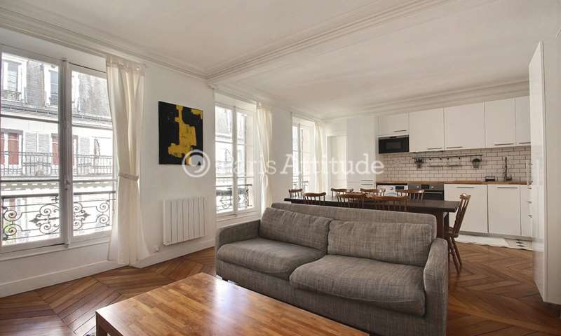 Rent Apartment 2 Bedrooms 70m² Rue Madeleine Michelis, 92200 Neuilly sur Seine