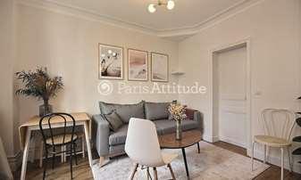 Rent Apartment 1 Bedroom 32m² impasse Naboulet, 17 Paris