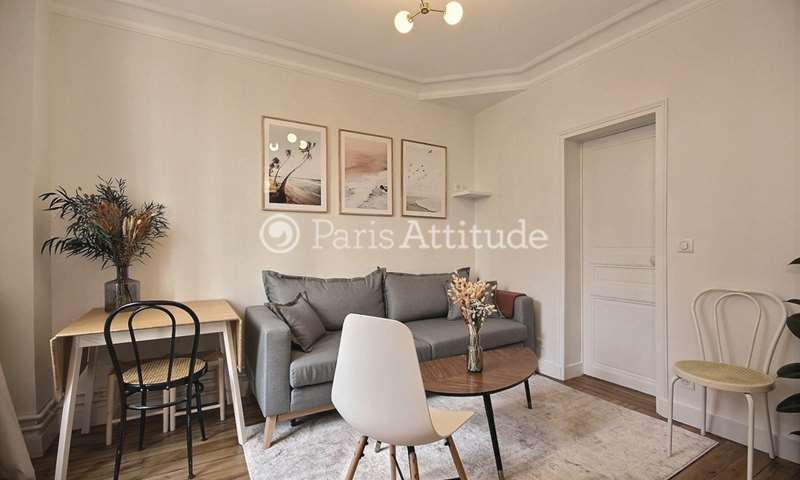 Rent Apartment 1 Bedroom 32m² impasse Naboulet, 17 Paris