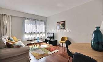 Location Appartement 1 Chambre 45m² rue Michel Ange, 16 Paris