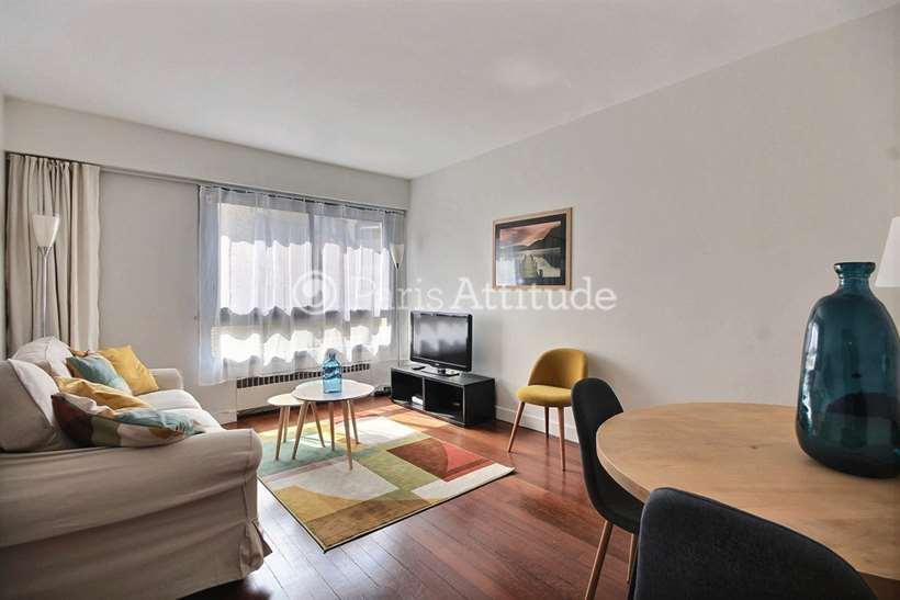 Aluguel Apartamento mobiliado 1 quarto 45m² rue Michel Ange, 75016 Paris