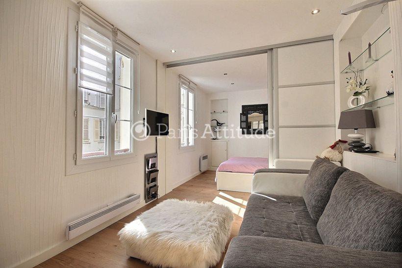 Louer Appartement meublé Alcove Studio 27m² rue Saint Dominique, 75007 Paris