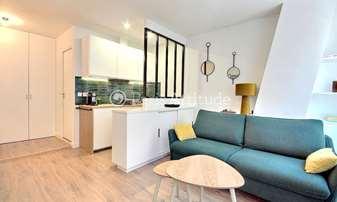 Rent Apartment Studio 23m² rue de Meaux, 19 Paris