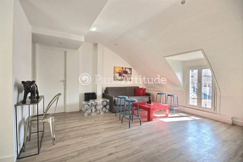 Rent furnished Apartment 2 Bedrooms 65m² rue de Ponthieu, 75008 Paris