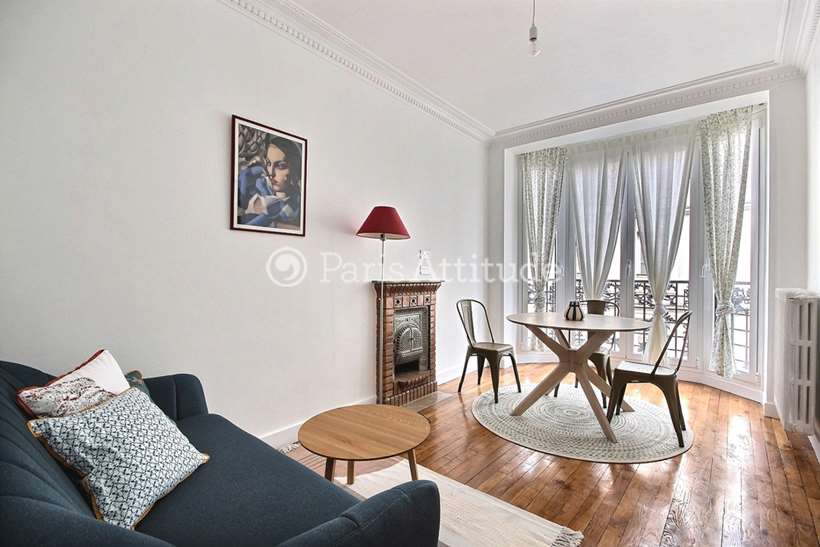 Rent furnished Apartment 1 Bedroom 40m² rue de Charenton, 75012 Paris