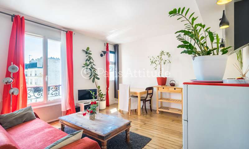Rent Apartment 1 Bedroom 38m² Passage Briare, 9 Paris
