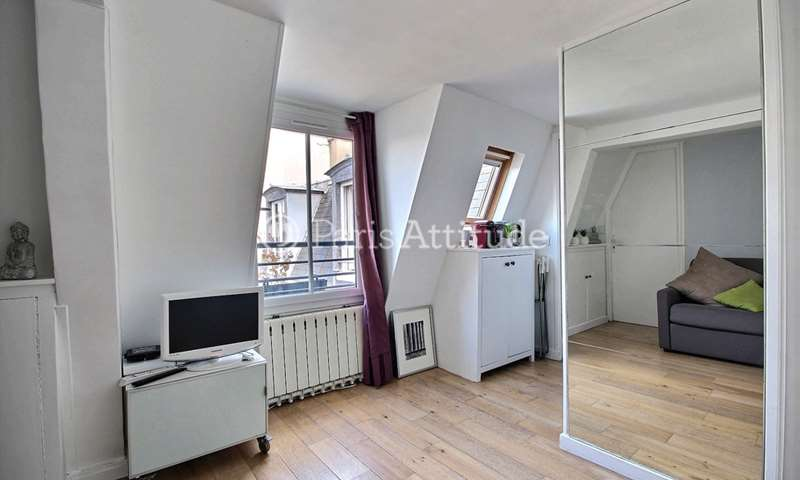 Rent Apartment Studio 17m² rue de Richelieu, 2 Paris