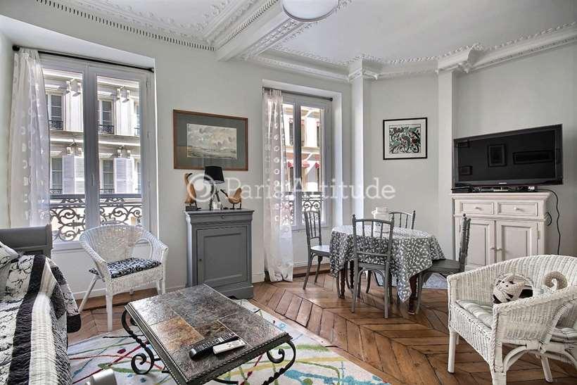 Aluguel Apartamento mobiliado 1 quarto 39m² rue de Douai, 75009 Paris