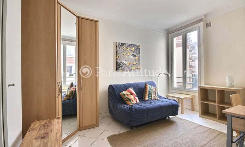 Location Appartement Studio 17m² rue Barrault, 75013 Paris