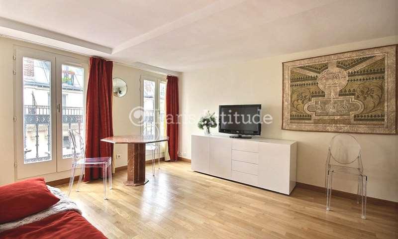 Rent Apartment 1 Bedroom 39m² rue de Richelieu, 1 Paris