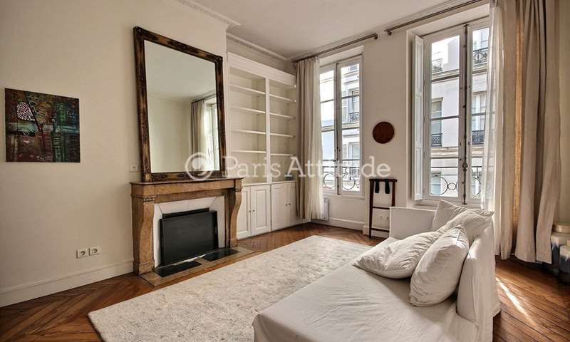 Rent Apartment 1 Bedroom 55m² rue de Beaune, 7 Paris
