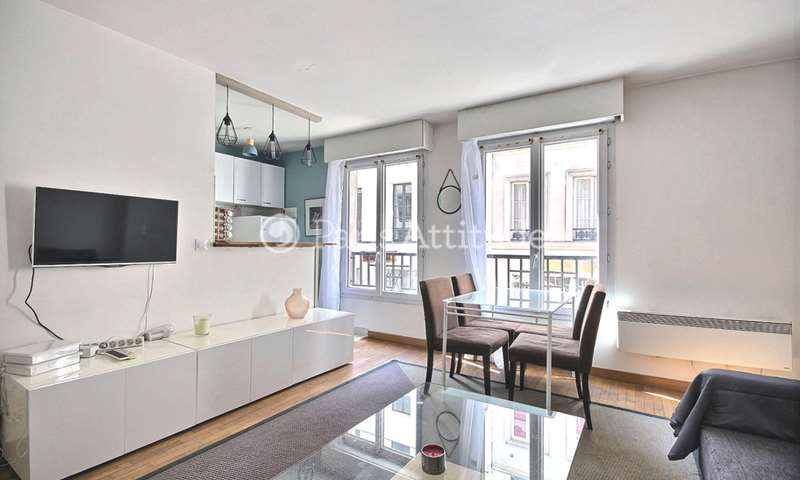 Rent Apartment 1 Bedroom 37m² rue Froissart, 3 Paris