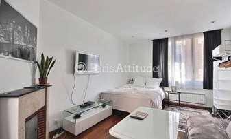 Rent Apartment Studio 23m² rue Orfila, 20 Paris