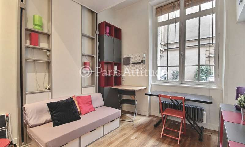 Rent Apartment Studio 16m² rue La Fayette, 10 Paris