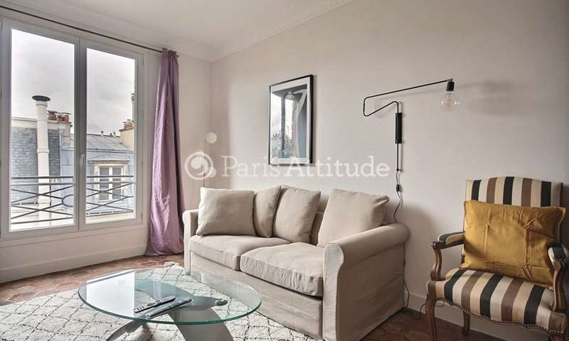 Rent Apartment 1 Bedroom 50m² rue Mouton Duvernet, 14 Paris