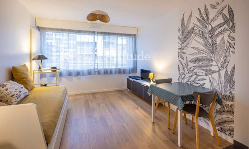 Rent Apartment Studio 21m² rue de l Ourcq, 19 Paris