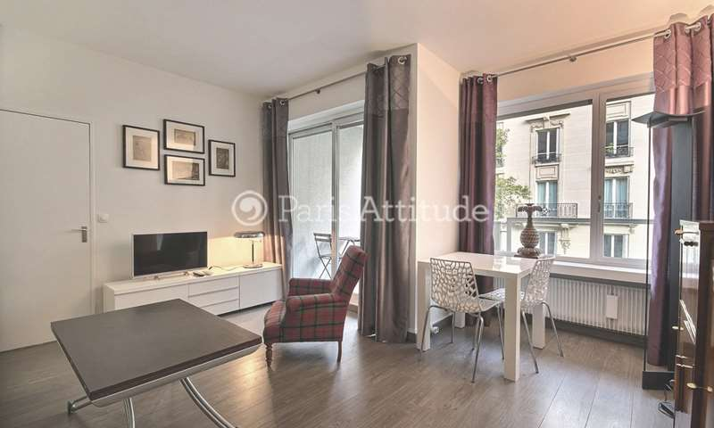 Rent Apartment 1 Bedroom 52m² rue Molitor, 16 Paris