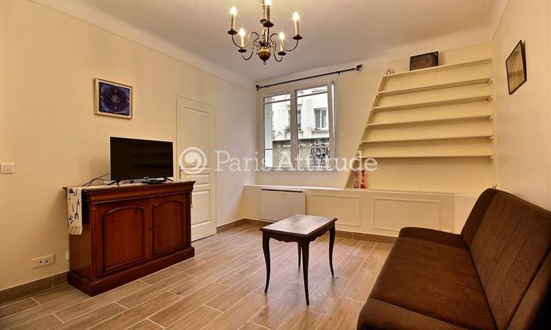 Location Appartement 1 Chambre 38m² avenue Simon Bolivar, 19 Paris