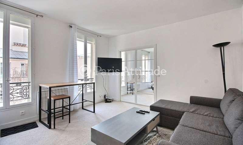 Rent Apartment 1 Bedroom 43m² boulevard Garibaldi, 15 Paris