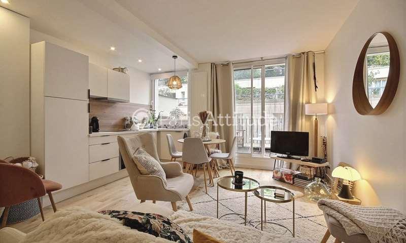 Aluguel Apartamento 1 quarto 32m² Villa Laugier, 17 Paris