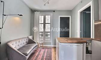 Location Appartement 1 Chambre 24m² rue Baudelique, 18 Paris