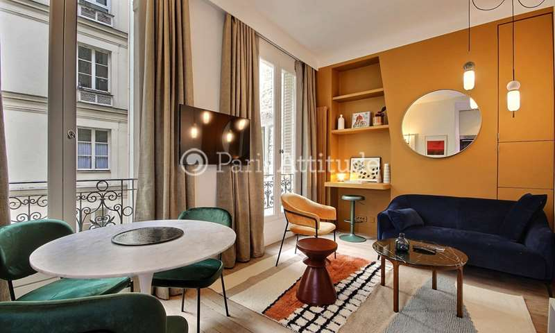 Rent Apartment 1 Bedroom 32m² boulevard de Courcelles, 8 Paris