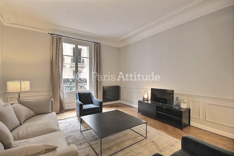Aluguel Apartamento mobiliado 2 quartos 70m² rue des Belles Feuilles, 75016 Paris