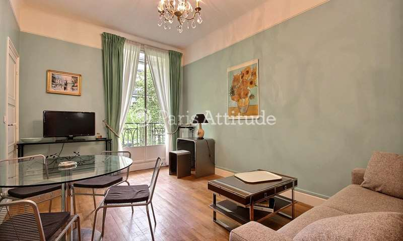 Rent Apartment 1 Bedroom 58m² boulevard Suchet, 16 Paris