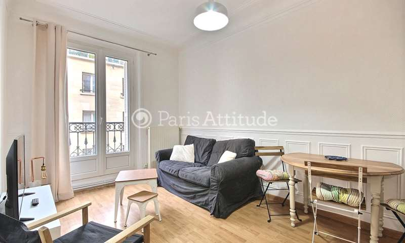 Rent Apartment 1 Bedroom 37m² rue Falguiere, 15 Paris