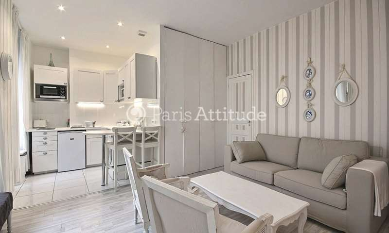 Rent Apartment 1 Bedroom 38m² rue Washington, 8 Paris
