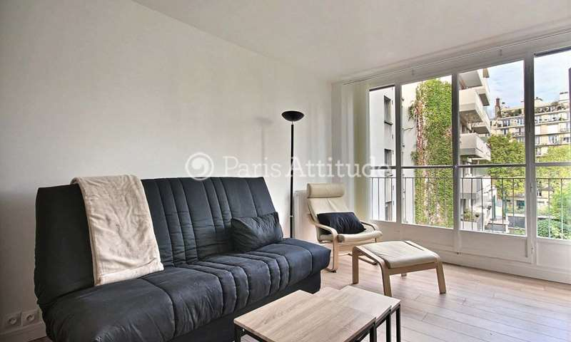 Rent Apartment Studio 34m² rue Sainte Felicite, 15 Paris