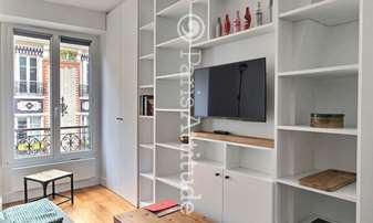 Rent Apartment Studio 23m² rue des Lyonnais, 5 Paris