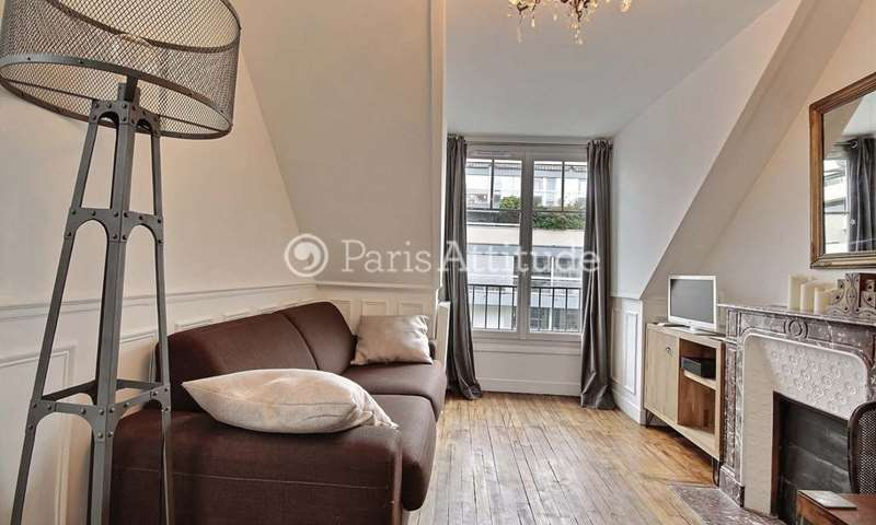Rent Apartment 1 Bedroom 36m² rue du Hameau, 15 Paris