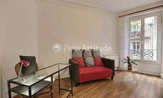 Rent Apartment 1 Bedroom 47m² boulevard Barbes, 18 Paris