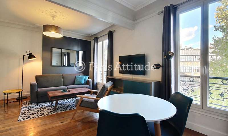 Rent Apartment 1 Bedroom 39m² rue Boulle, 11 Paris