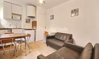 Rent Apartment 1 Bedroom 28m² rue de Nancy, 10 Paris