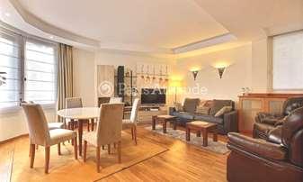 Rent Apartment 1 Bedroom 60m² rue Piccini, 16 Paris