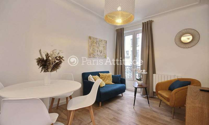 Rent Apartment 1 Bedroom 33m² rue de Tolbiac, 13 Paris