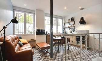 Rent Apartment 1 Bedroom 29m² rue Bichat, 10 Paris