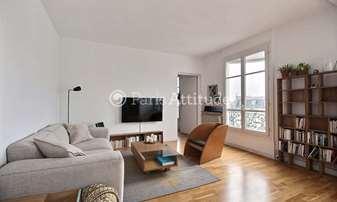 Rent Apartment 1 Bedroom 42m² rue du Faubourg Saint Denis, 10 Paris
