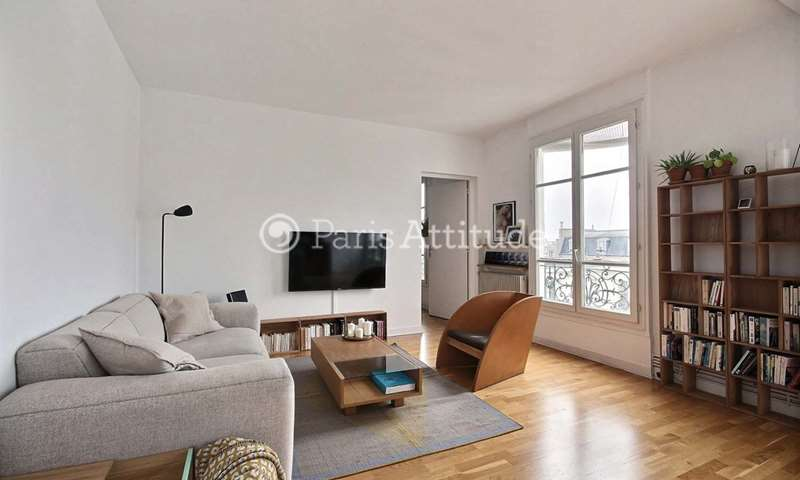 Rent Apartment 1 Bedroom 42m² rue du Faubourg Saint Denis, 10 Paris