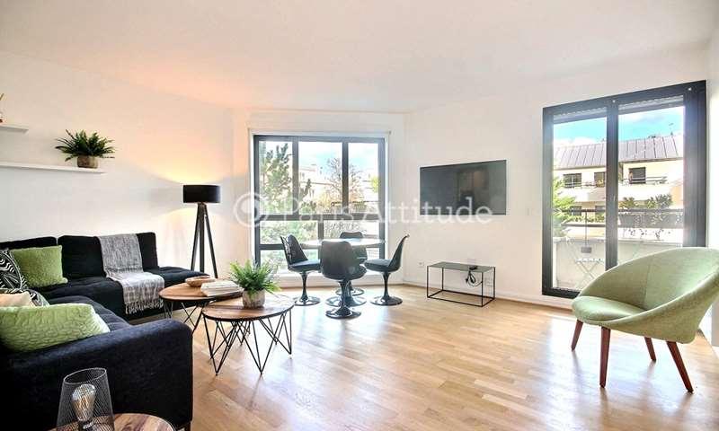 Location Appartement 1 Chambre 43m² rue casteja, 92100 Boulogne Billancourt