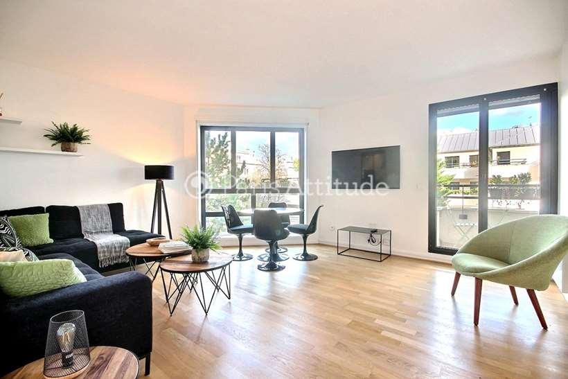 Rent furnished Apartment 1 Bedroom 43m² rue casteja, 92100 Boulogne Billancourt
