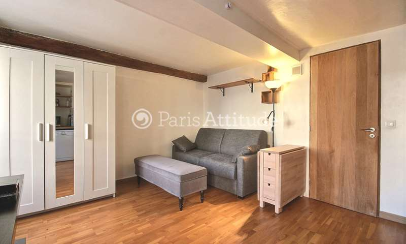 Rent Apartment Studio 21m² rue Le Brun, 13 Paris