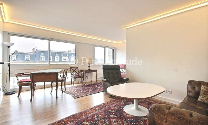 Rent Apartment 2 Bedrooms 79m² rue Bayen, 17 Paris