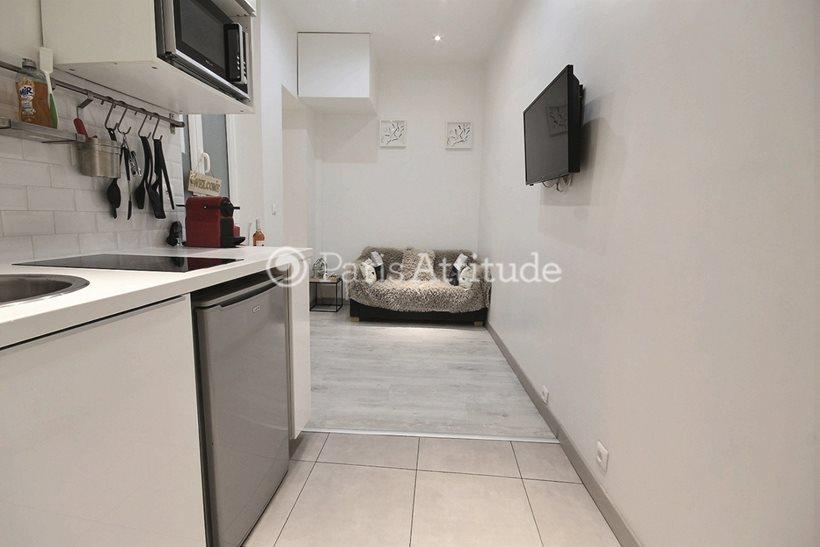 Louer Appartement meublé 2 Chambres 33m² rue du Temple, 75003 Paris